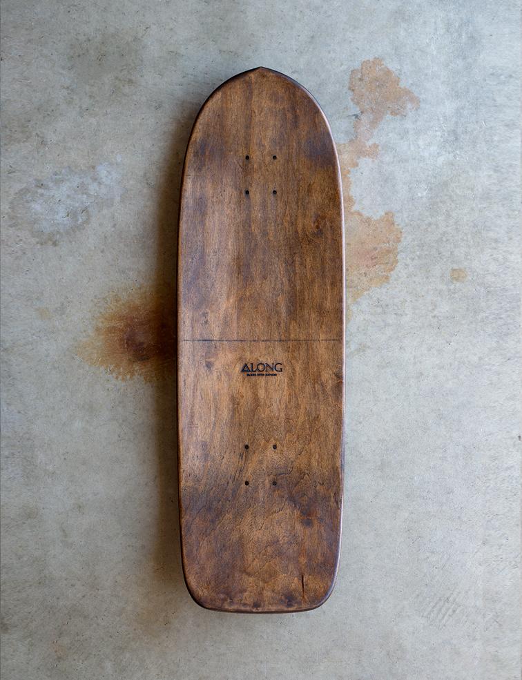 OLD KID SKATEBOARD / $180