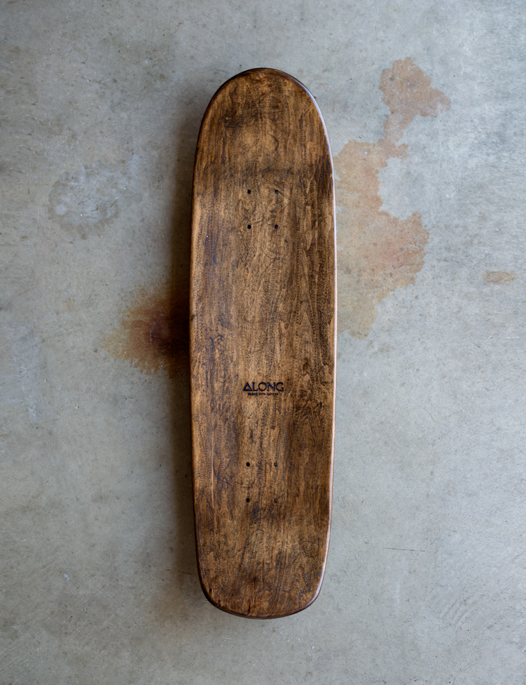 WILD KNEES SKATEBOARD / $180