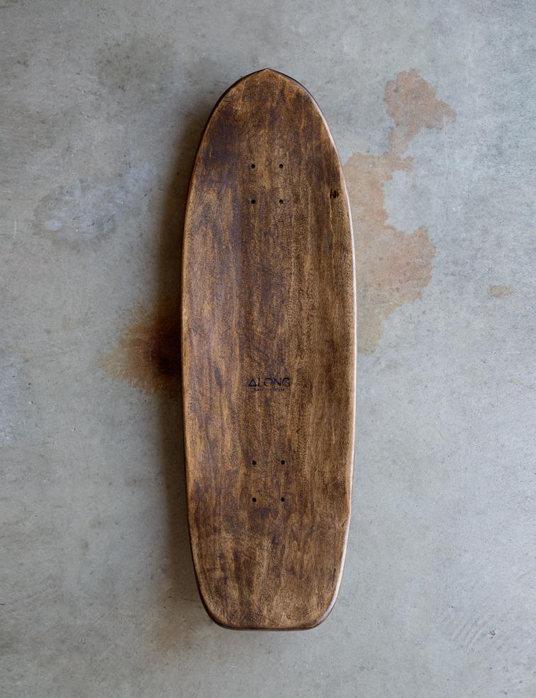 RACOON BUTTERFLY SKATEBOARD / $180