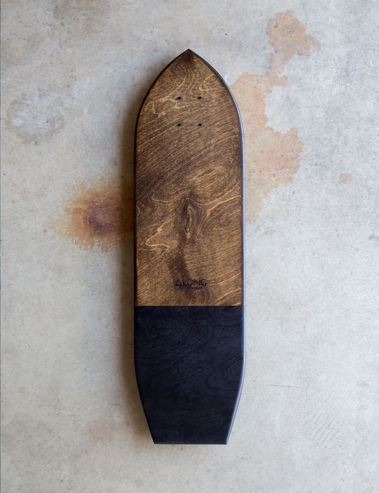 FRENCH BAGUETTE SKATEBOARD / $160