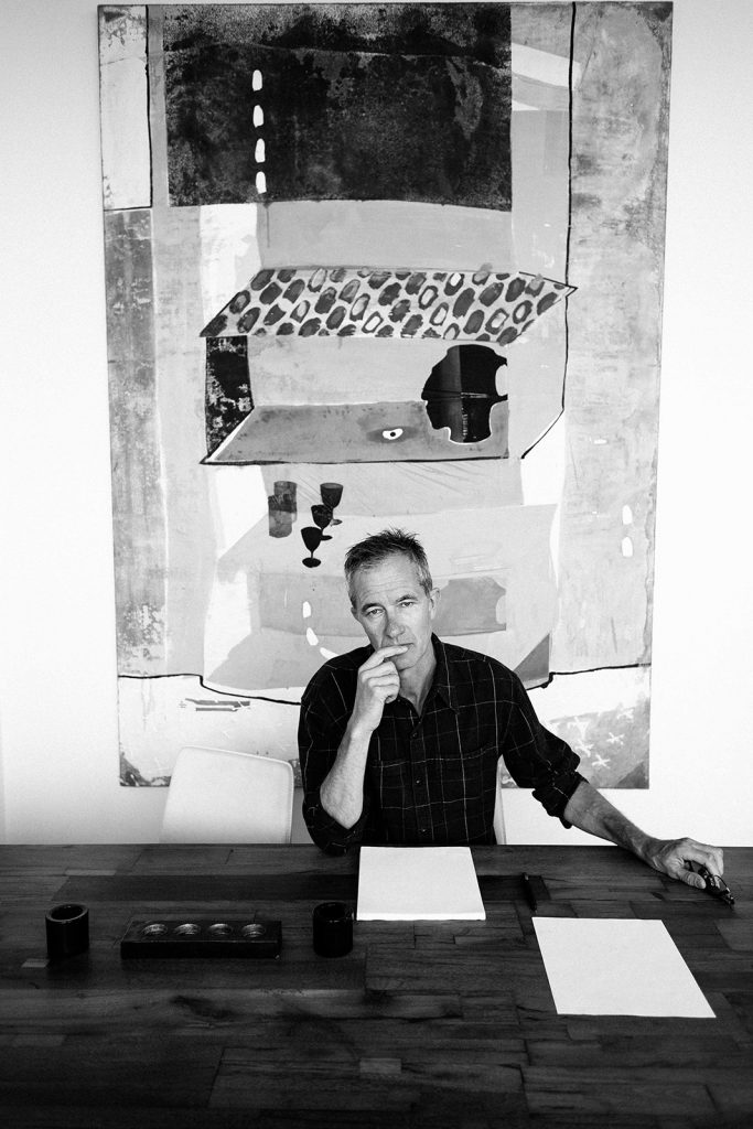 Geoff Dyer photographed by Josh Franklin