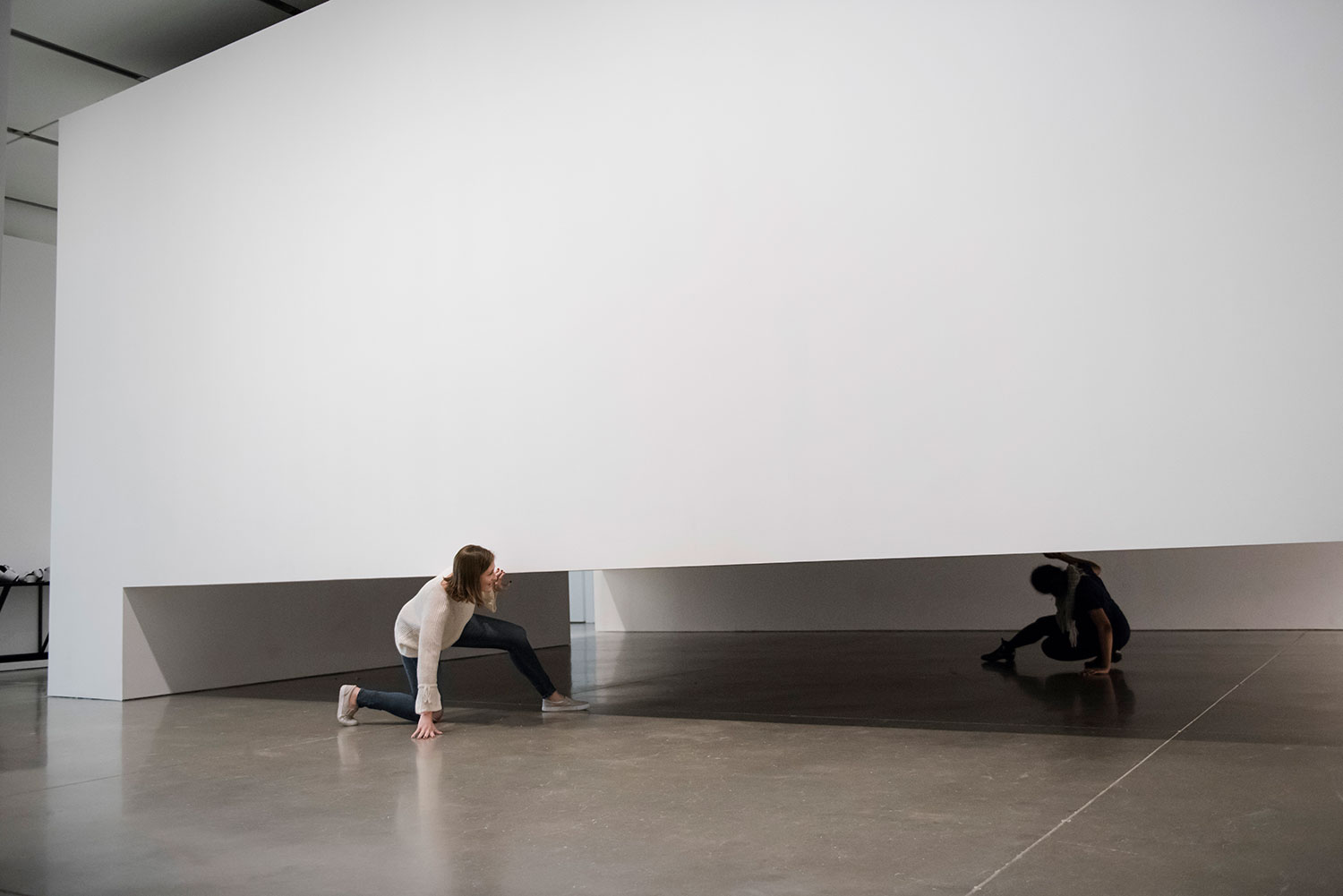 William Forsythe, A Volume, within Which it Is Not Possible for Certain Classes of Action to Arise, 2015. Courtesy of the artist. Photography by Liza Voll © William Forsythe