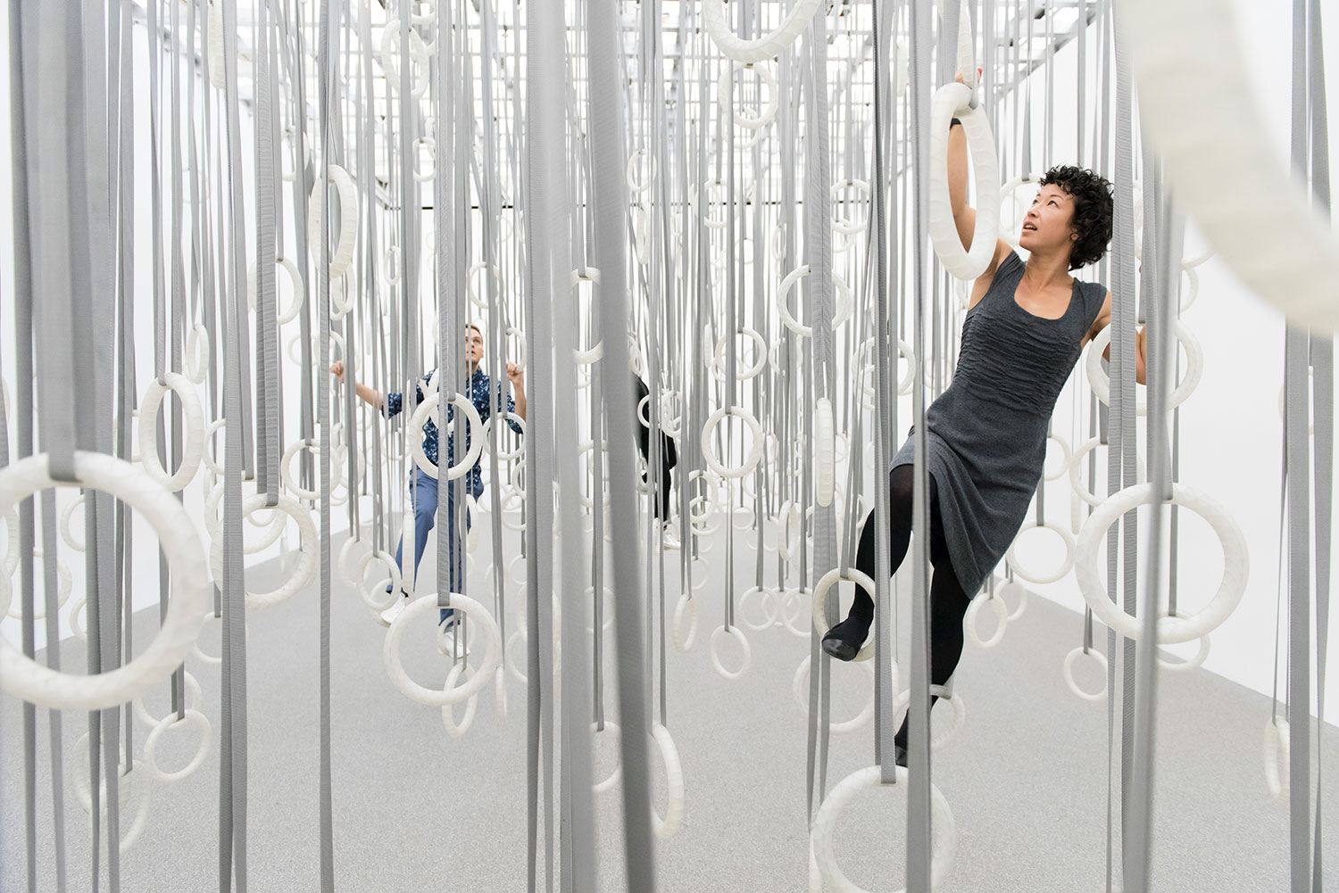 William Forsythe, The Fact of Matter, 2009. Courtesy of the artist and Gagosian, New York. Photography by Liza Voll © William Forsythe