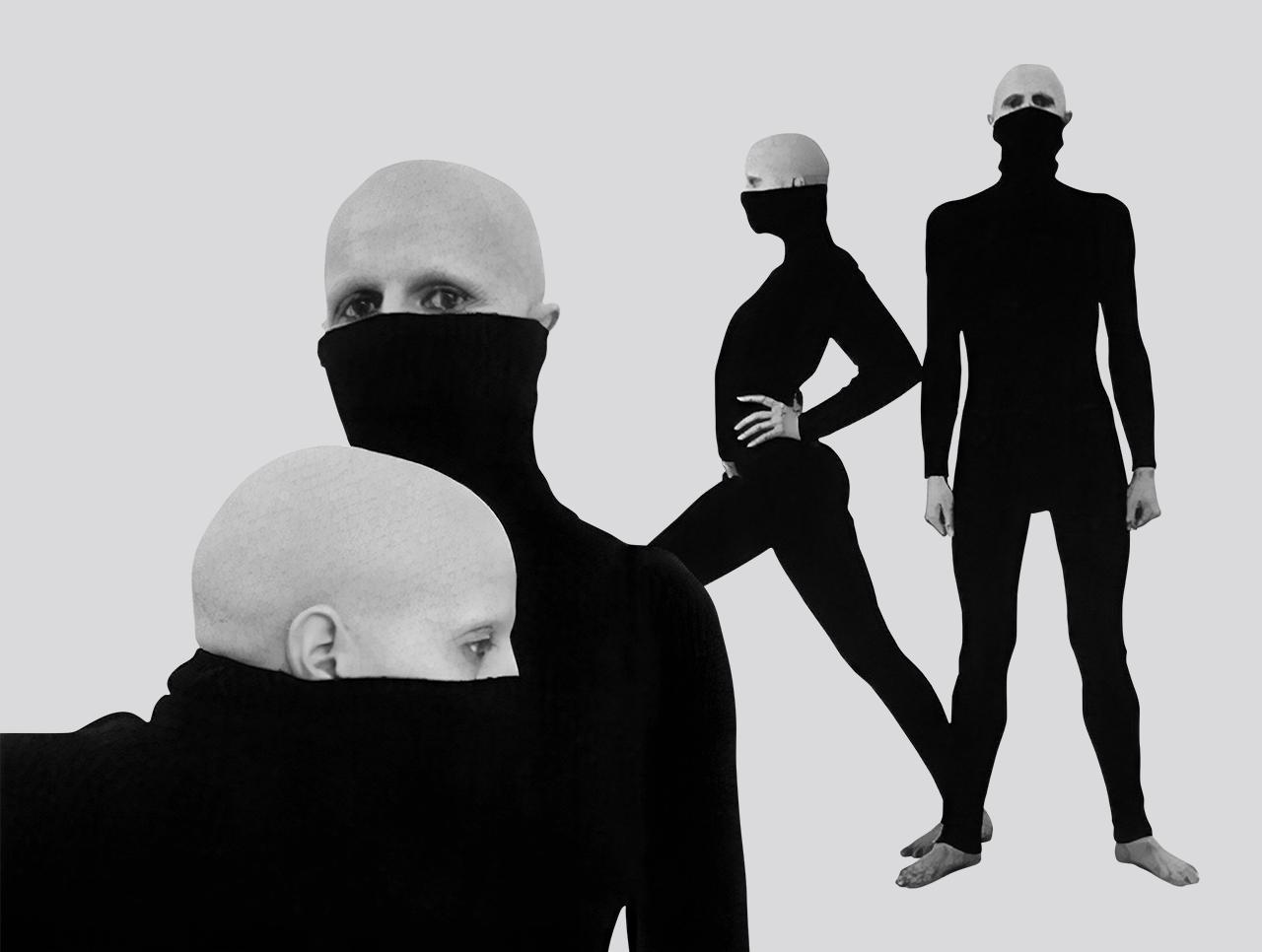 "RUDI GERNREICH ""DOUBLE EXPOSURE"" COLLECTION 1970"