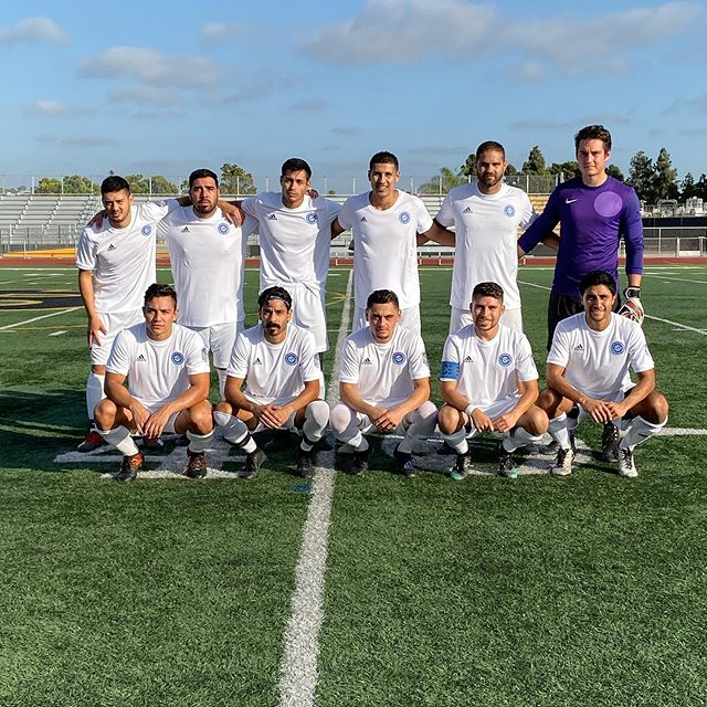 Starting XI vs @sdpremieracademy_sc  Oct. 13, 2019