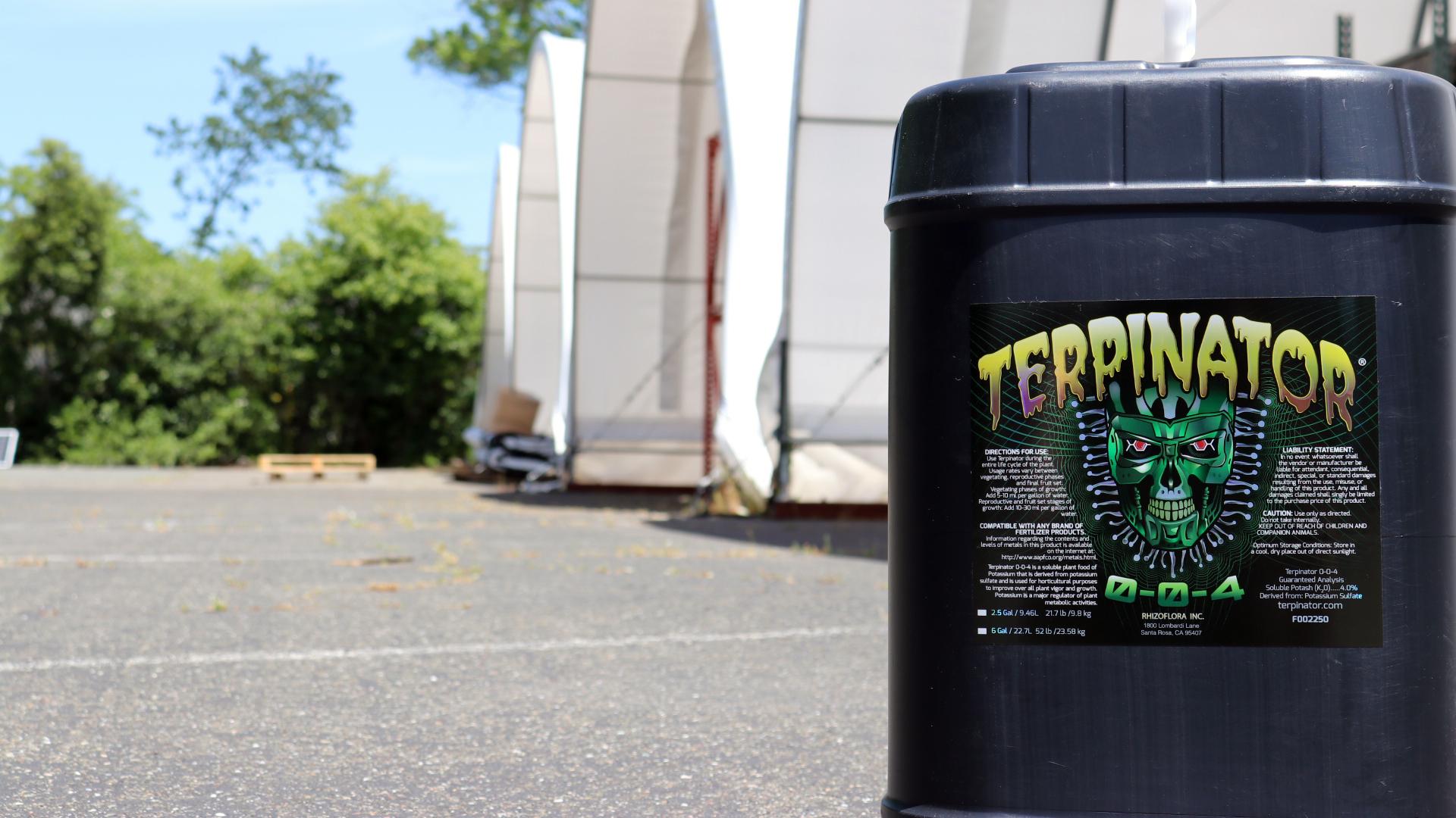 Terpinator The Original Source For Maximum Terpene Production