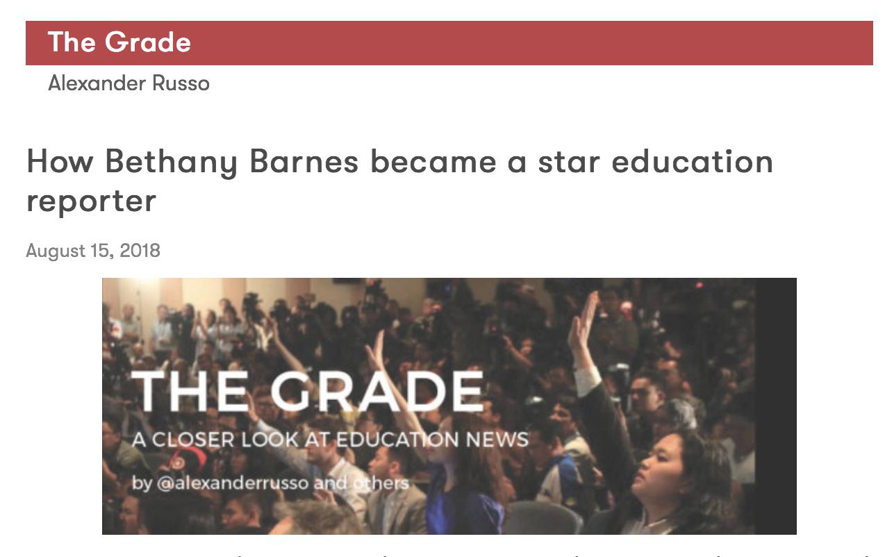 - Profile by The Grade