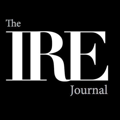 - A behind-the-story essay for The IRE Journal
