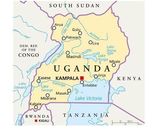 Kampala & Kabale -