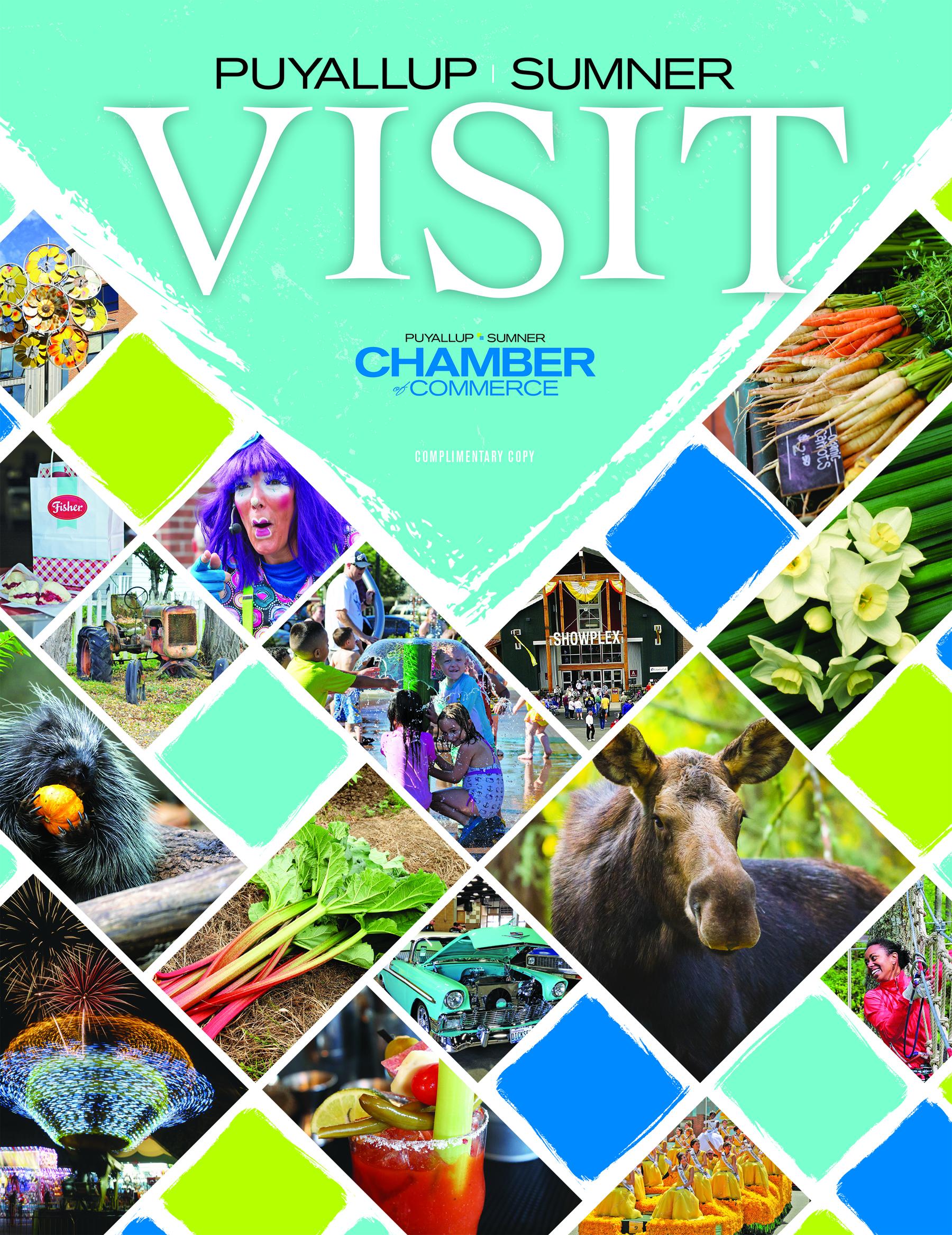 Visit magazine - 2019