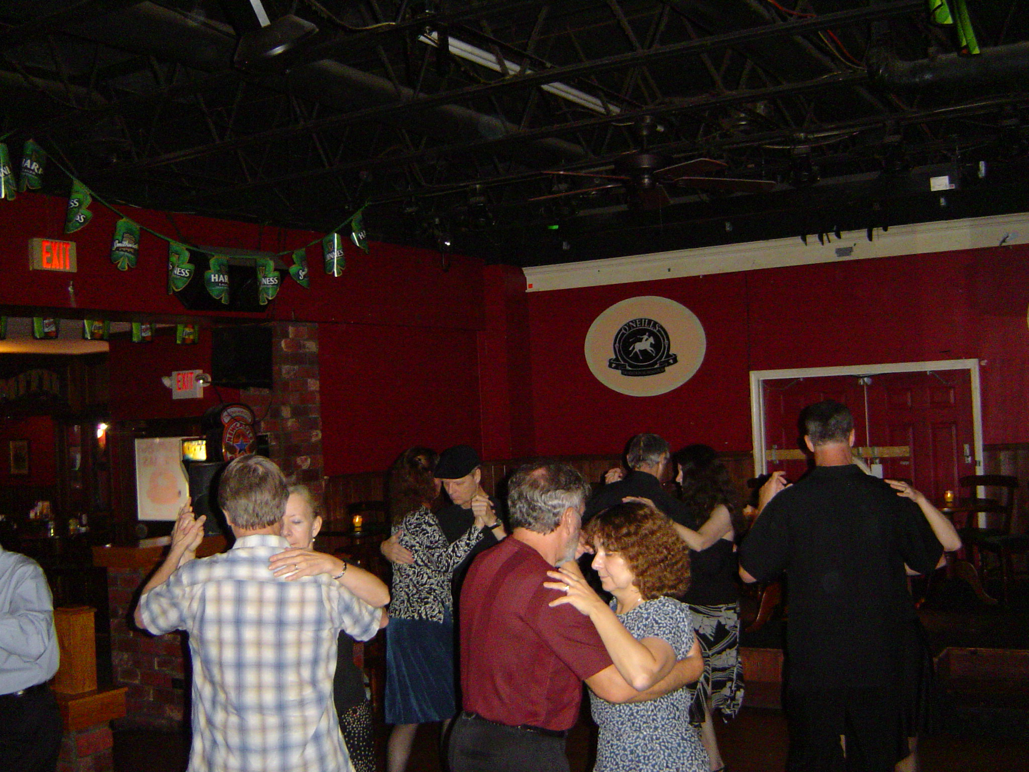 Milonga at O'Neill's Bar