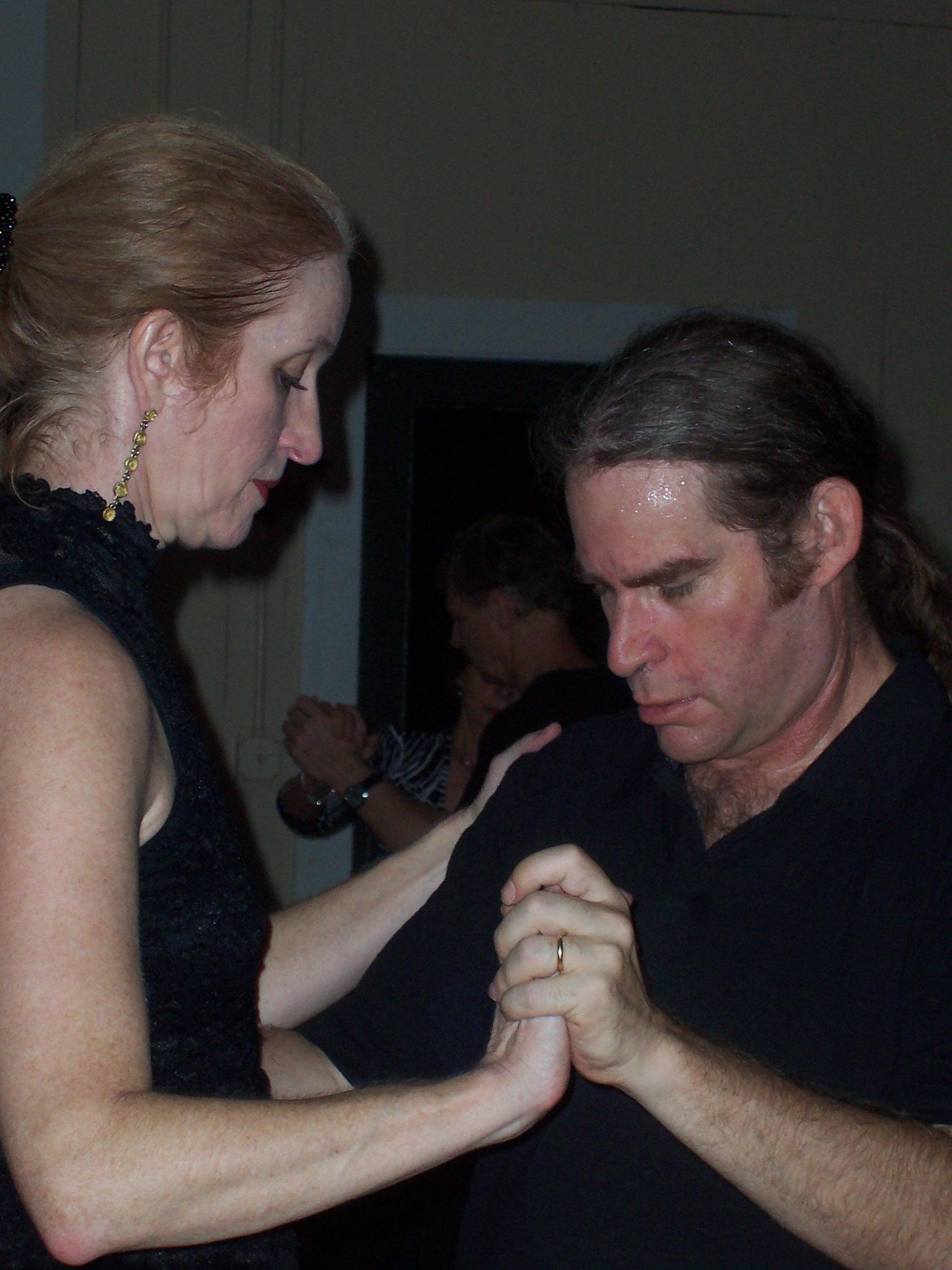 Diana and David
