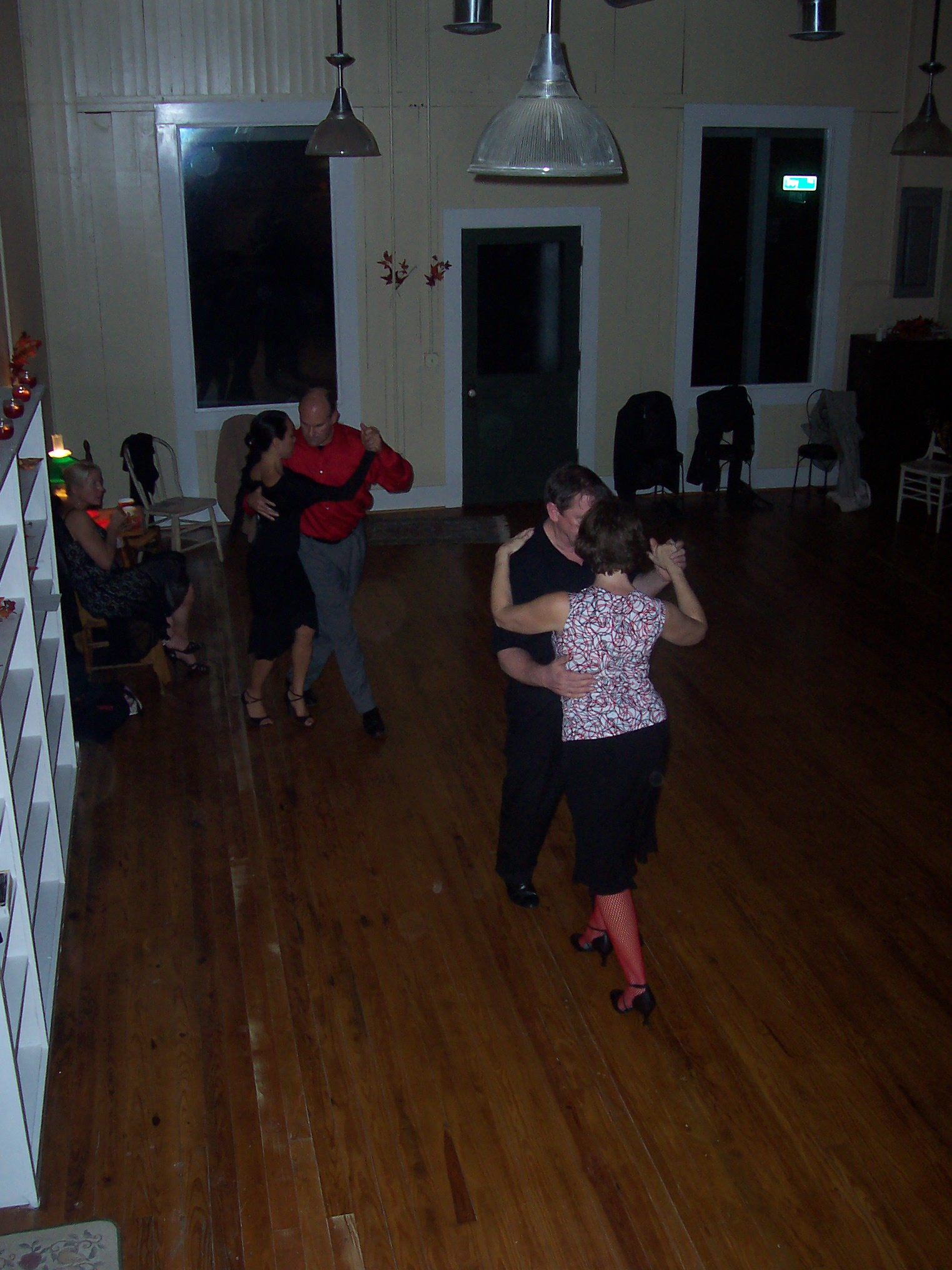 Full Moon Milonga in Troy, KY