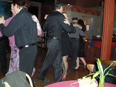 LexTango's milonga at Natasha's