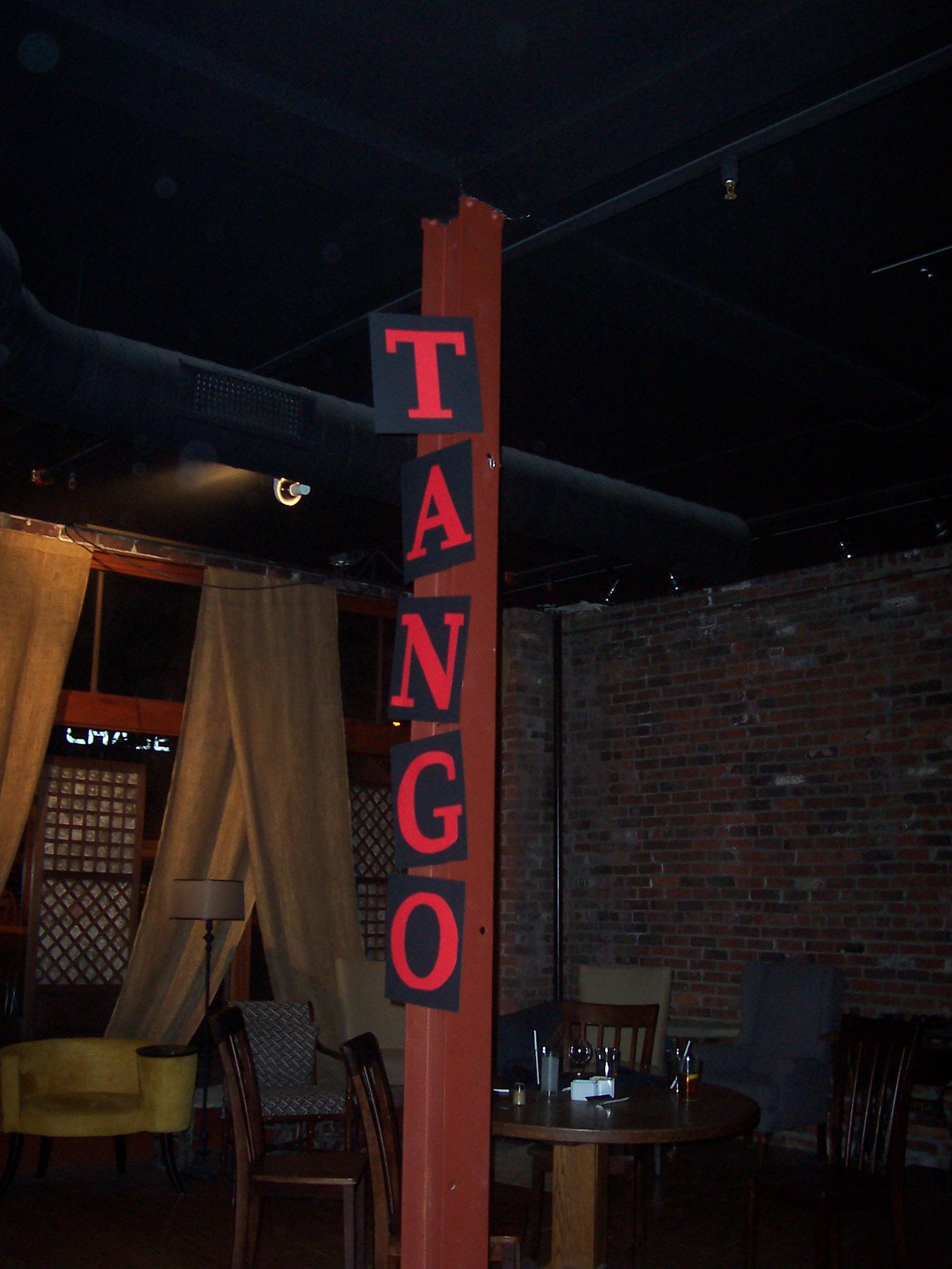 LexTango at Natasha's in August