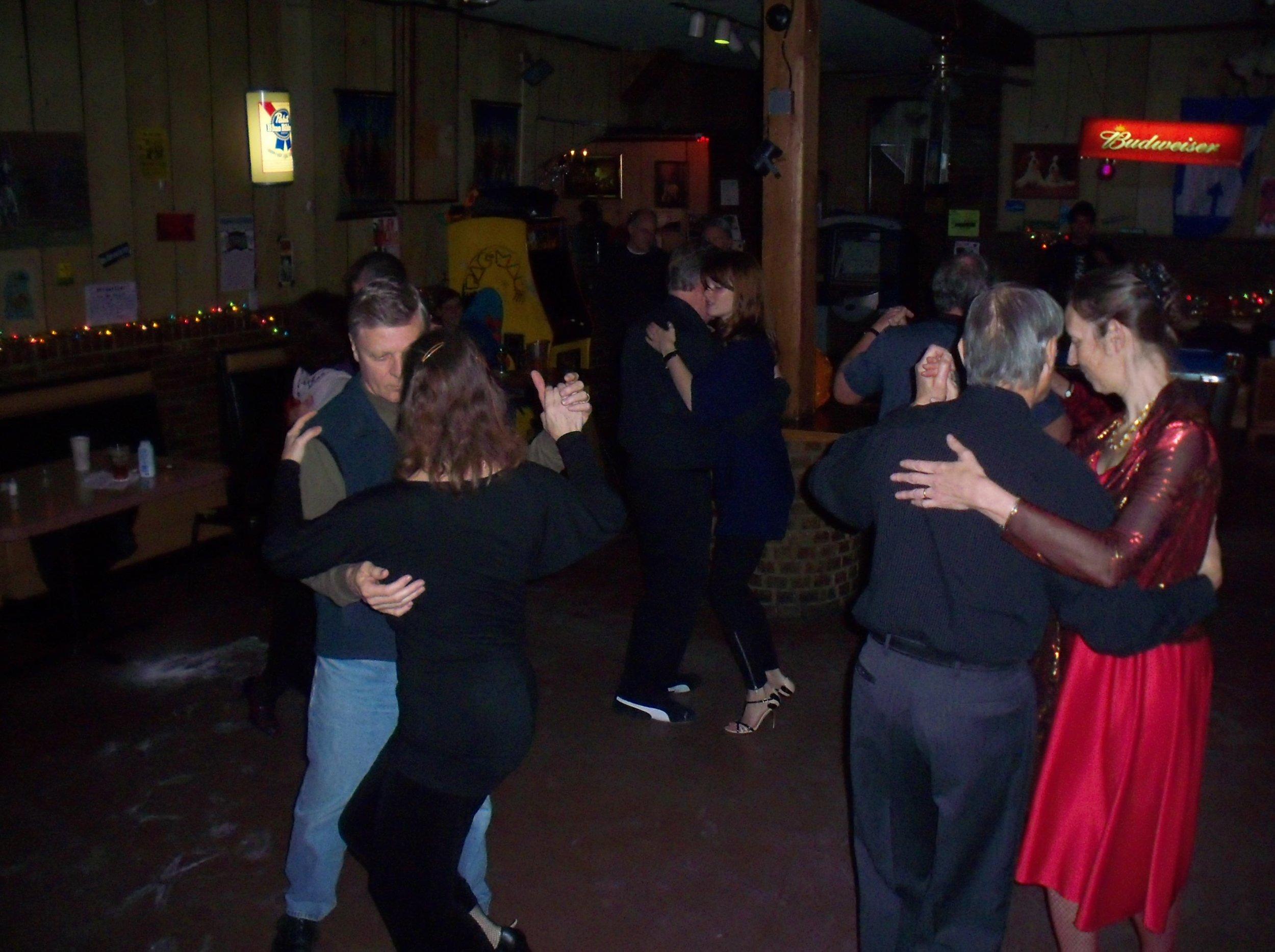 Al's Bar December