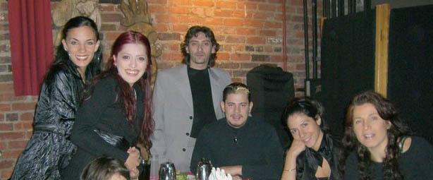 Forever Tango Guests at Natasha's