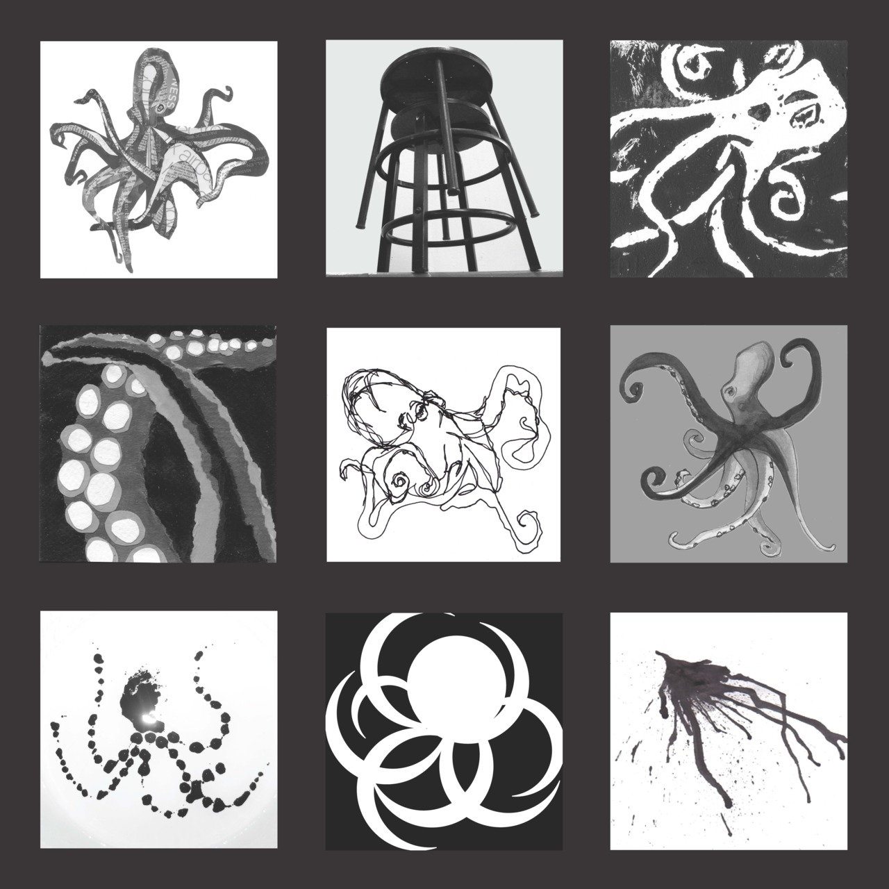 Octopus Study, Various
