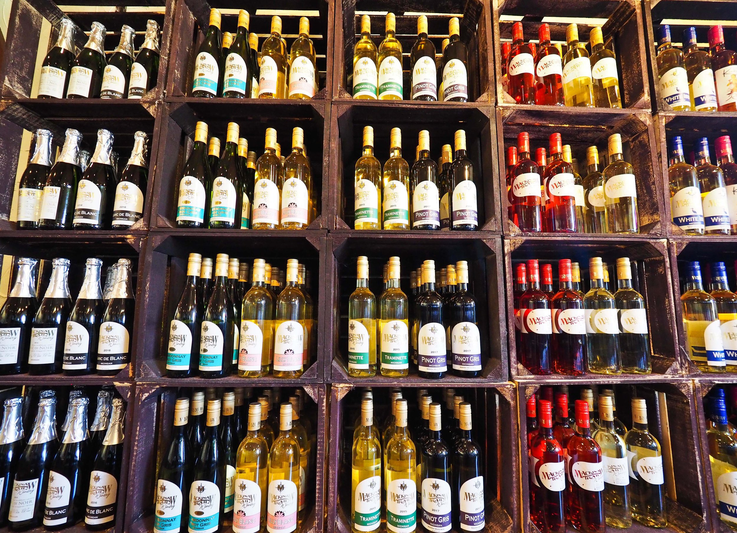 Wine Finder - Find our wine in a store near you!
