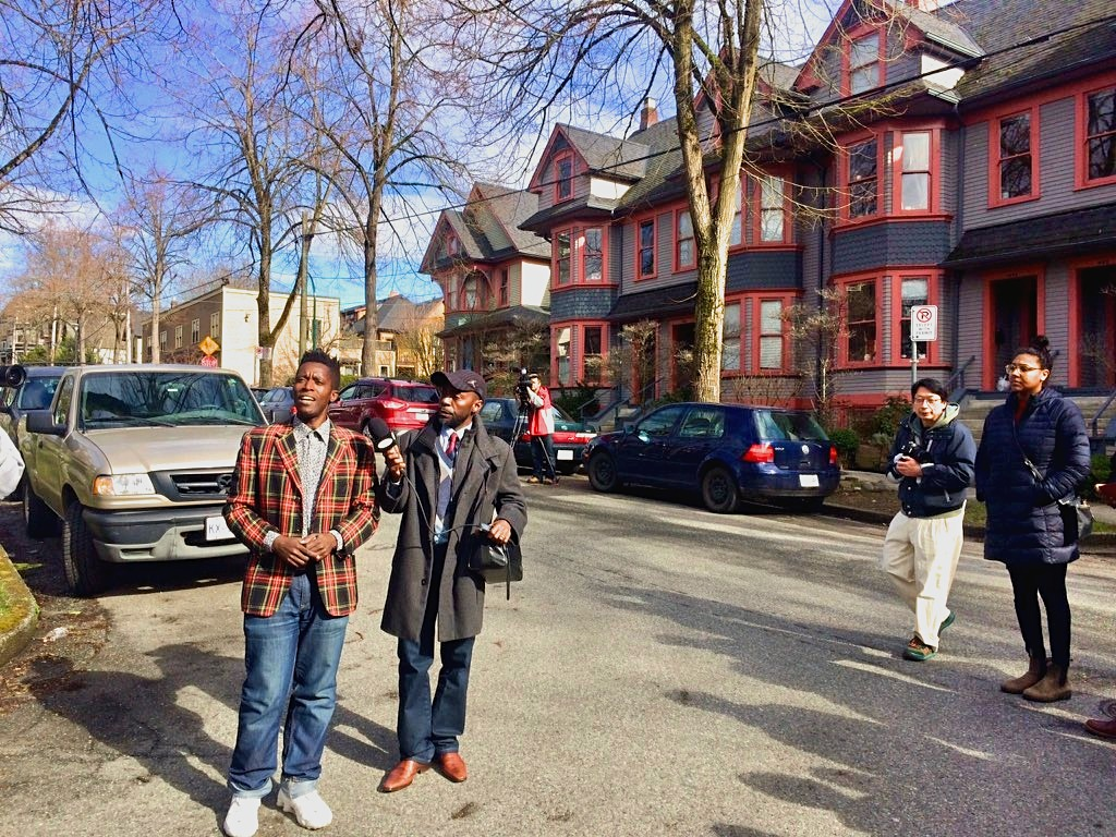 The Rebirth of Vancouver's Historically Black Neighbourhood (VICE) -