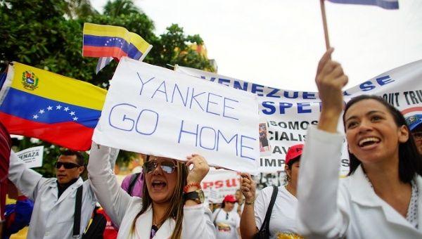 US Venezuela Sanctions Will Make Food Shortages Worse Warns Economist (TeleSUR) -
