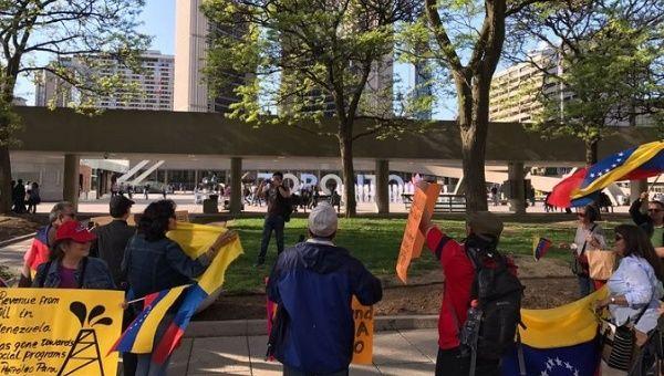 Canadian Groups Call on Trudeau to Rescind Sanctions Against Venezuela (TeleSUR) -