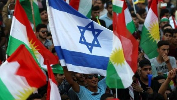Why Does Israel Support an Independent Iraqi Kurdistan? (TeleSUR) -