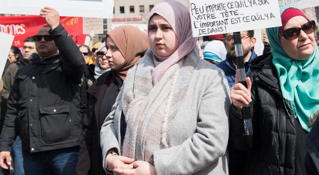 How Right-Wing Extremism Has Changed the Lives of Canadian Muslim Women (VICE) -