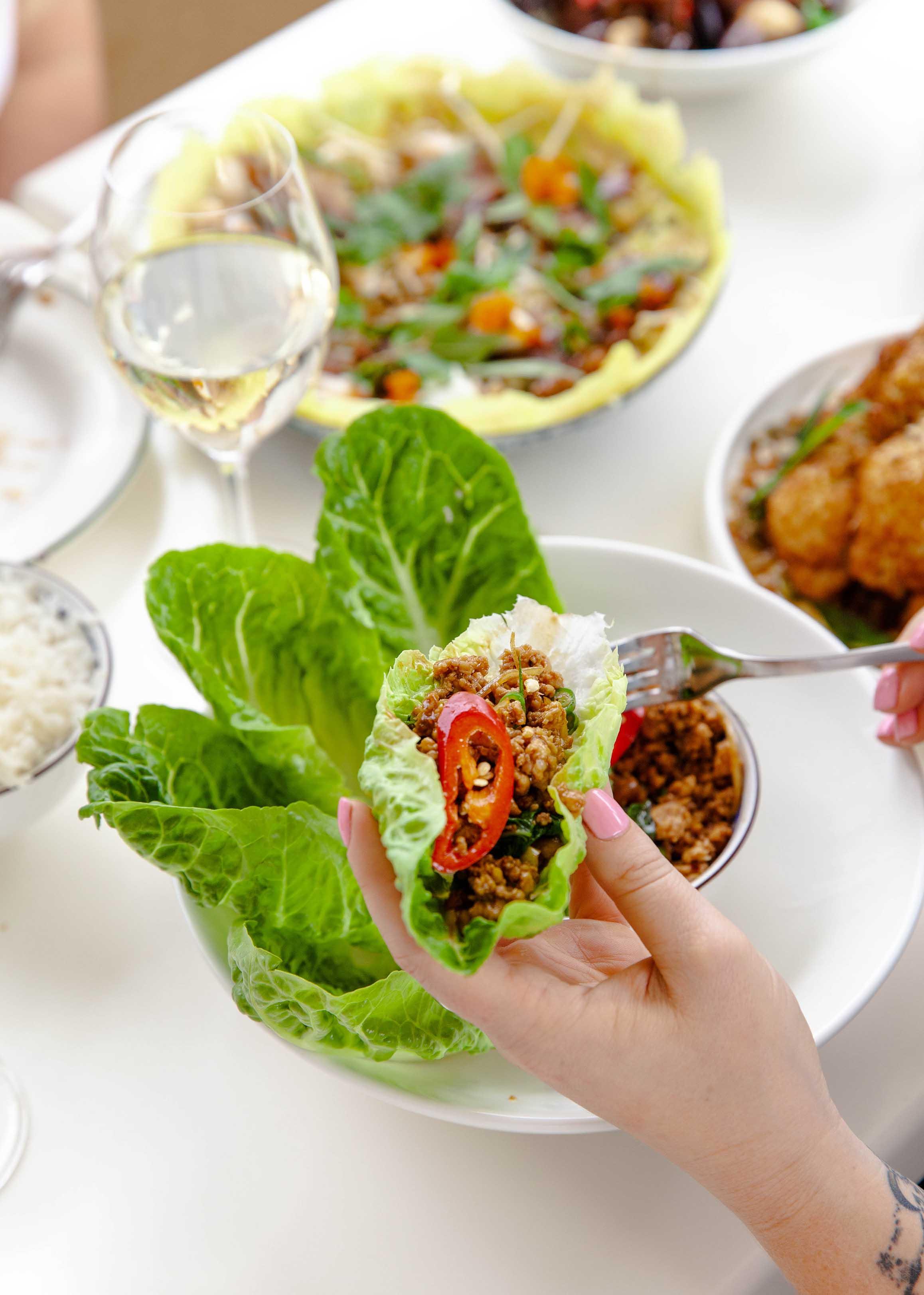 DINNER - Click for menu