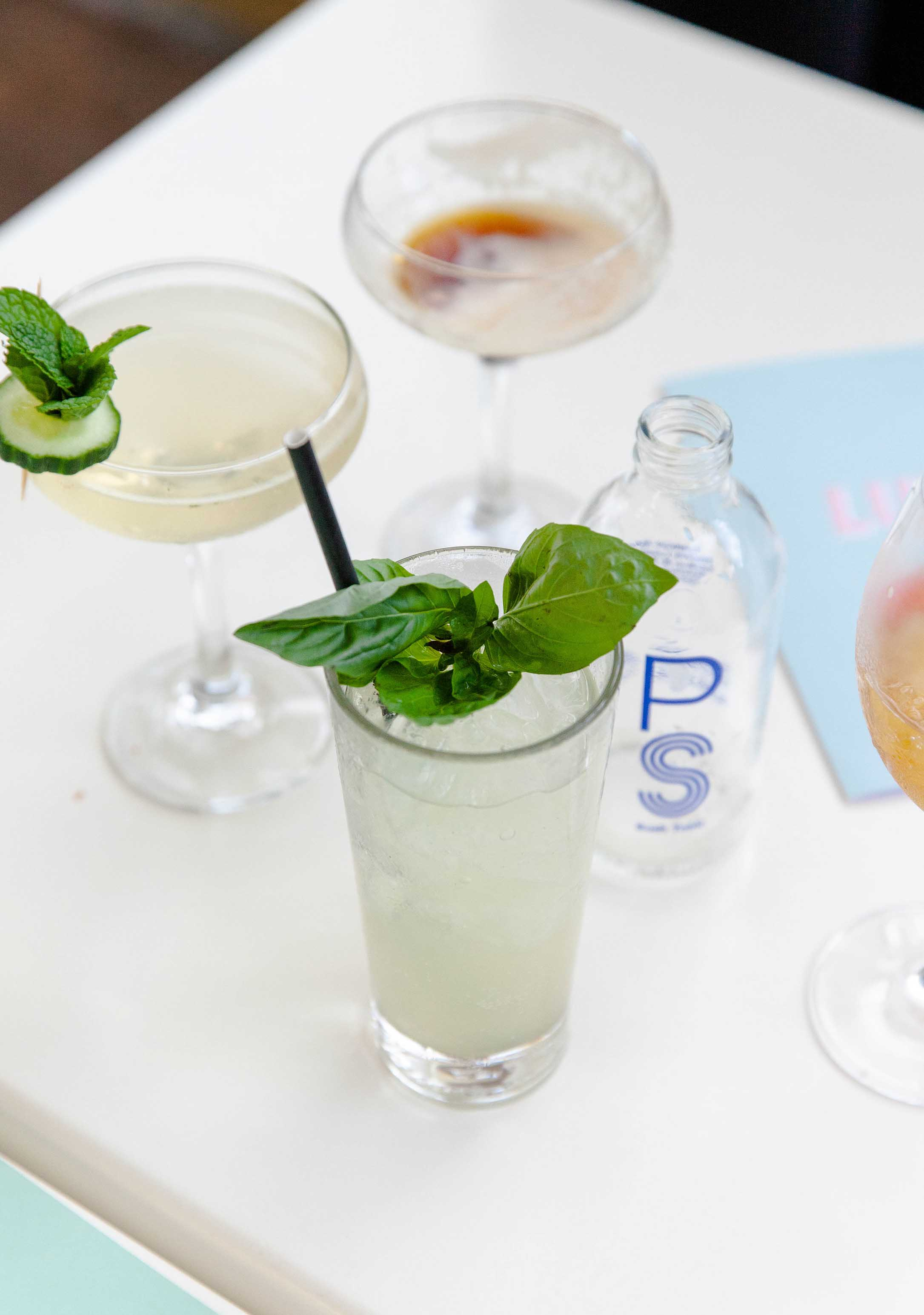 DRINKS - Click here for menu