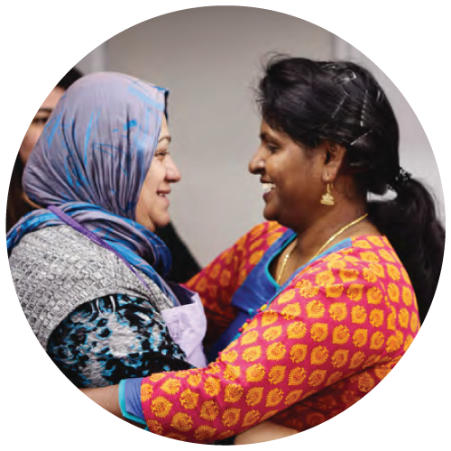 WISE  offers a safe and secure space for women in a cross cultural environment to connect, learn, develop new skills and knowledge, learn English and explore social enterprising opportunities. Currently, WISE women meet twice a week in two different locations: Henderson and Mt Roskill.