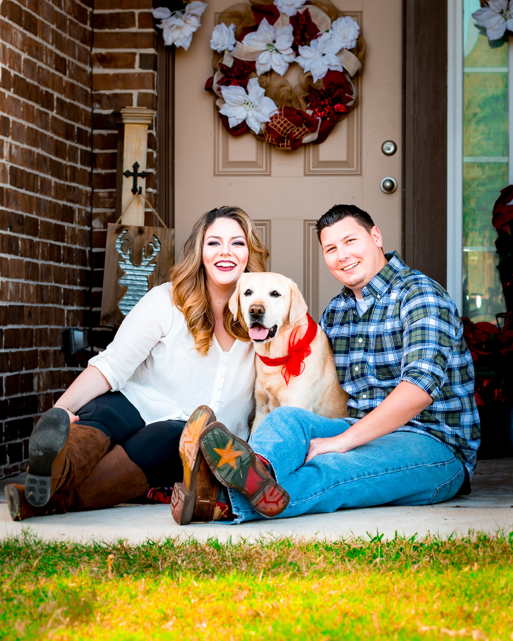 Couples Engagement Photographer Houston Sugar Land Missouri City Sienna Plantation