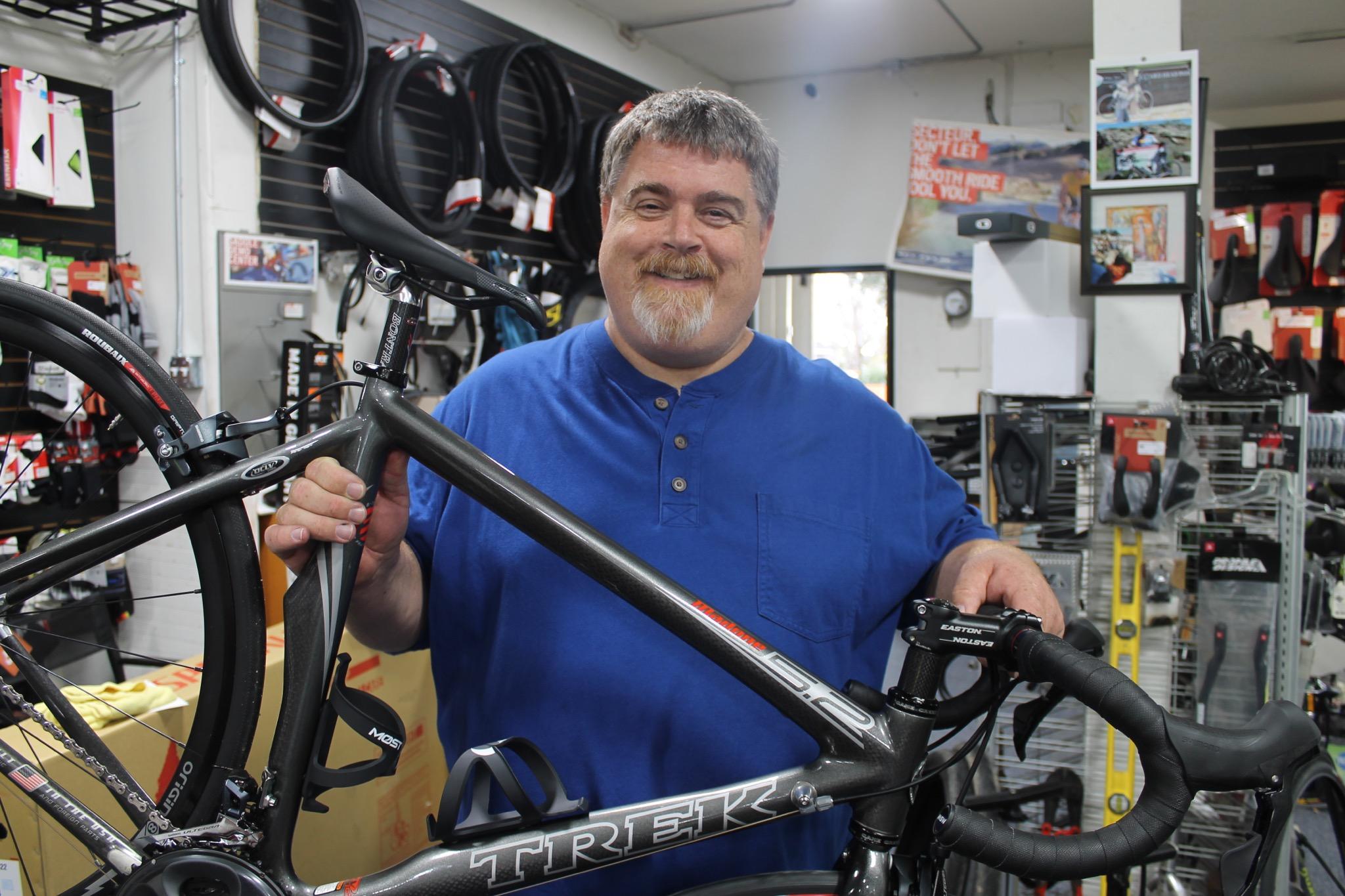 Open Air Bicycle Ventura Jeff Fuqua