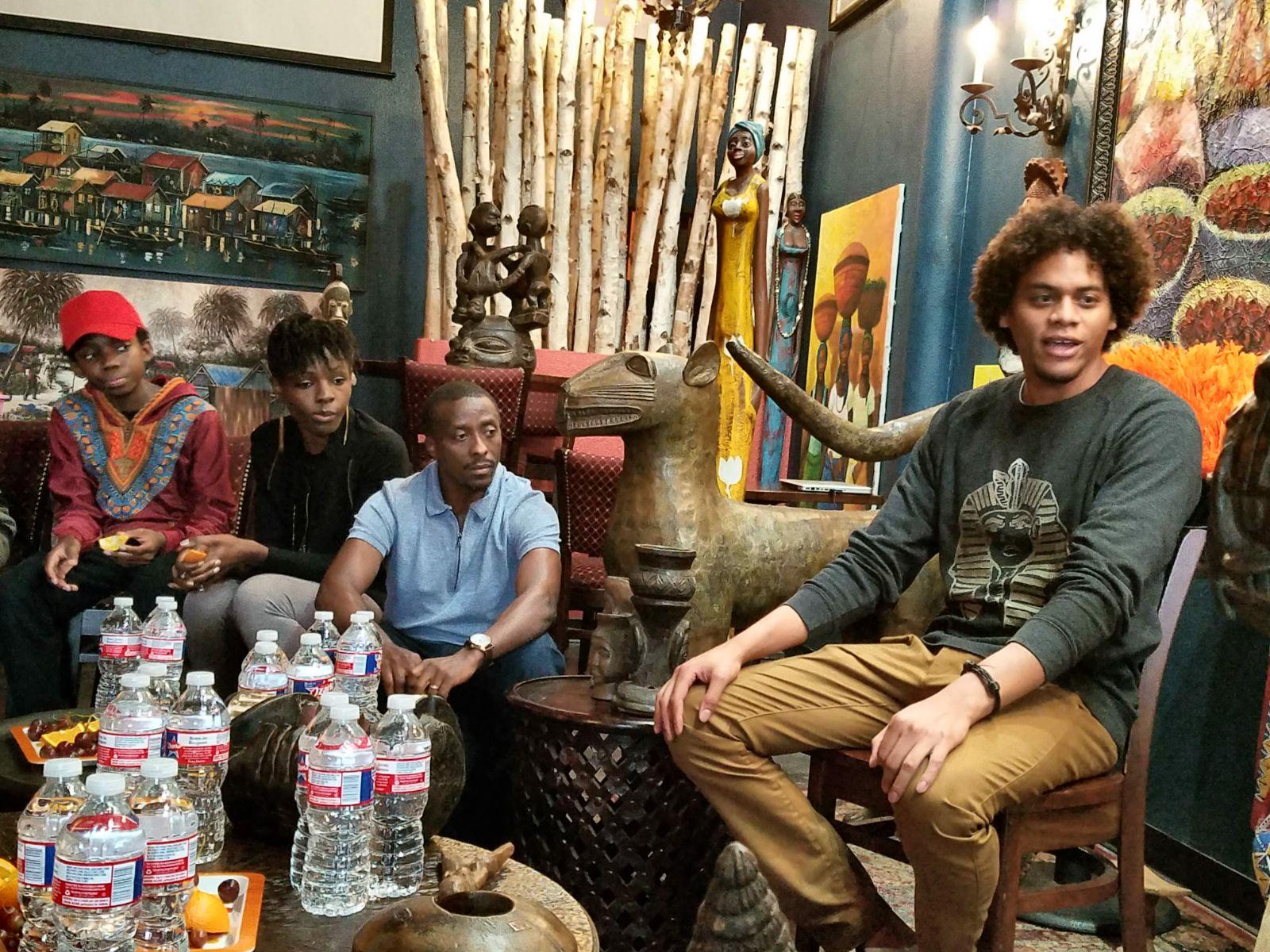 African History at Ogun