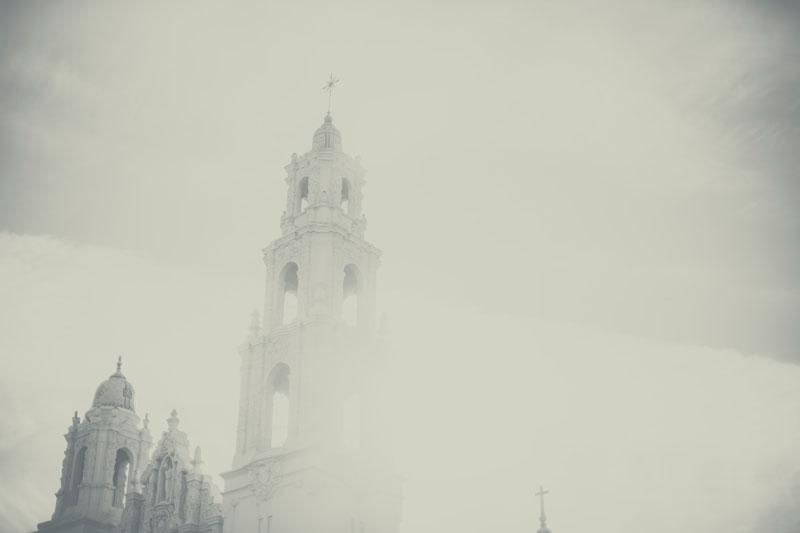San Francisco, Mission Dolores church, Dolores park