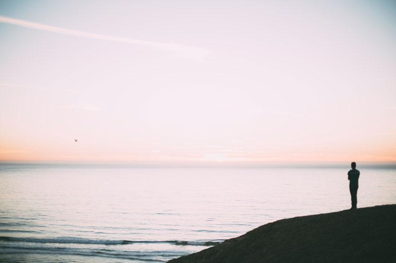 San Francisco, Fort Funston beach
