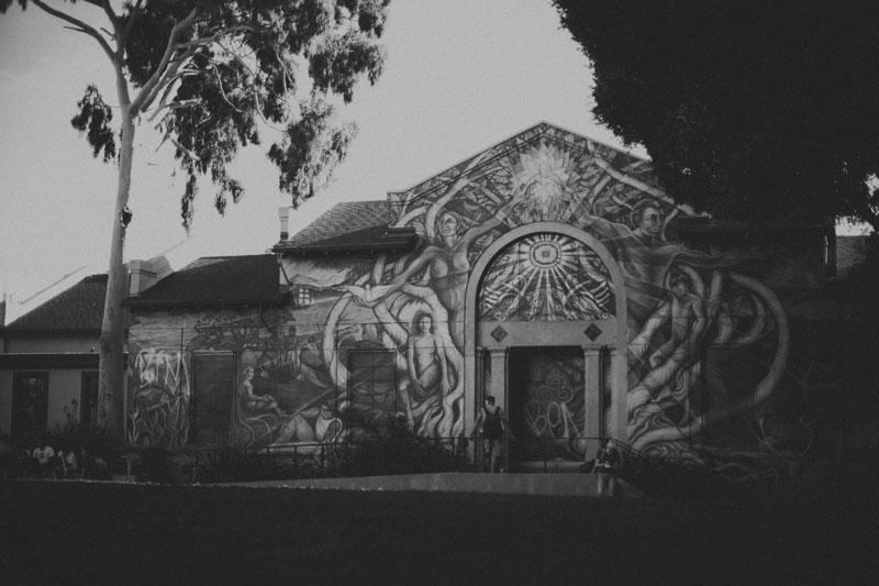 San Francisco, Mission District mural