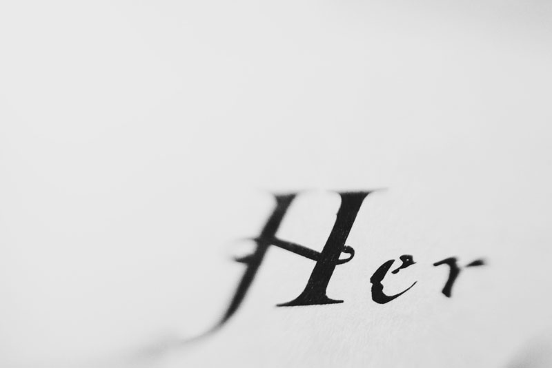 Monica-Galvan-photography_black-and-white_typography-words-lensbaby_her