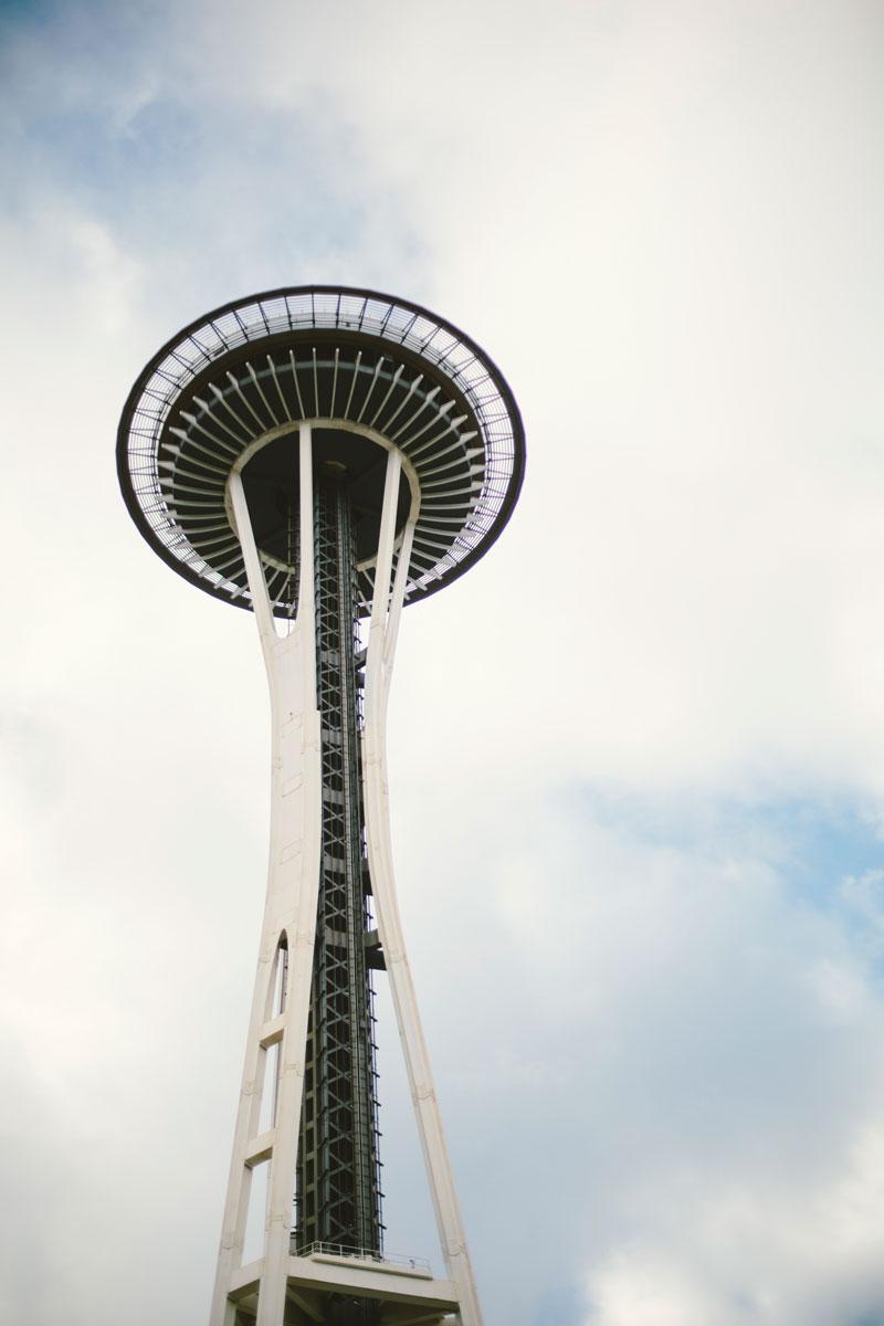 Seattle Washington Space Needle
