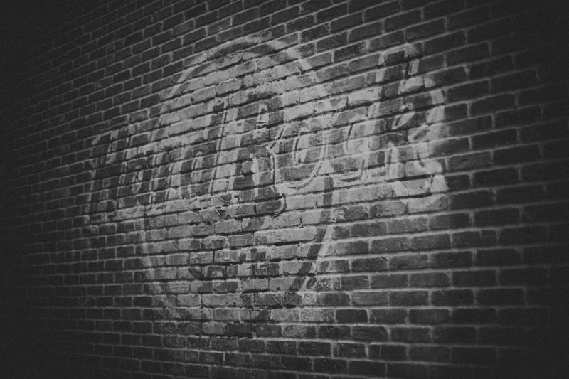 Seattle Washington Hard Rock Cafe signage typography