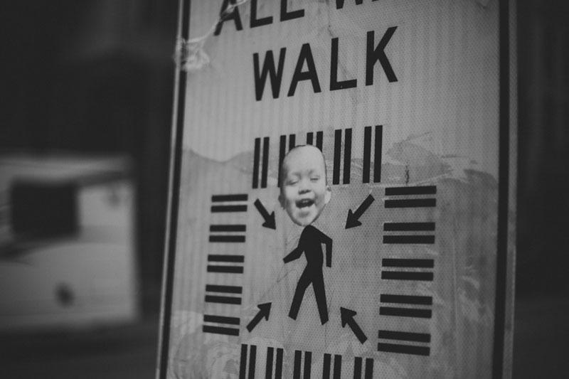 Seattle Washington street signage