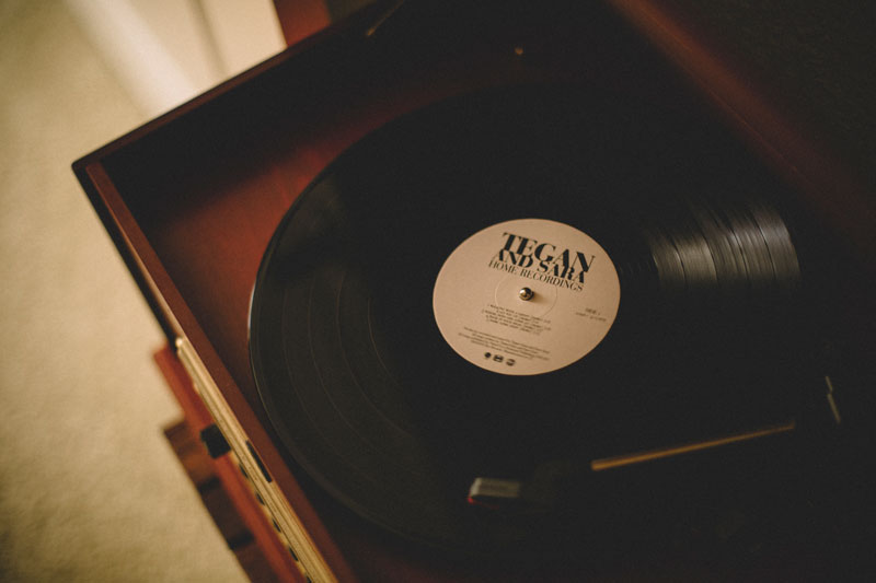 The Vinyl Sessions Tegan And Sara Home Recordings
