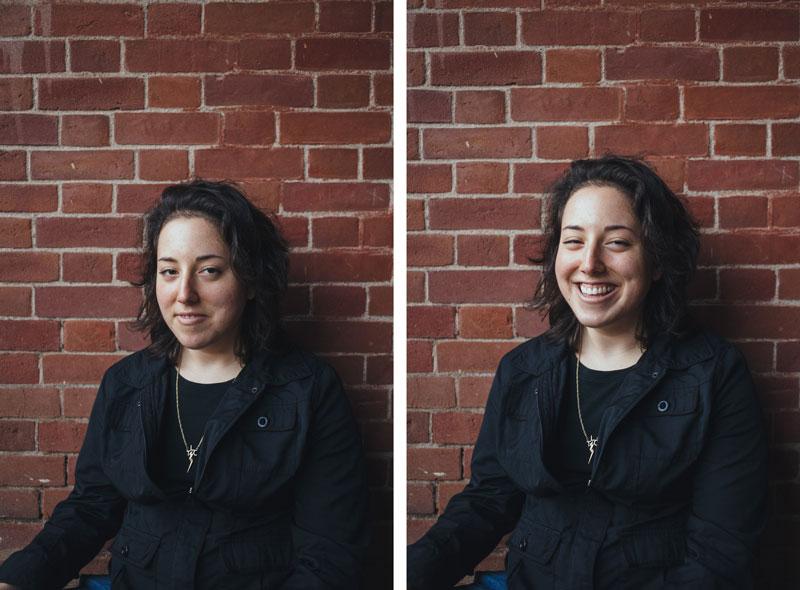 Monica Galvan Portraits by Jaymie Shearer in San Francisco