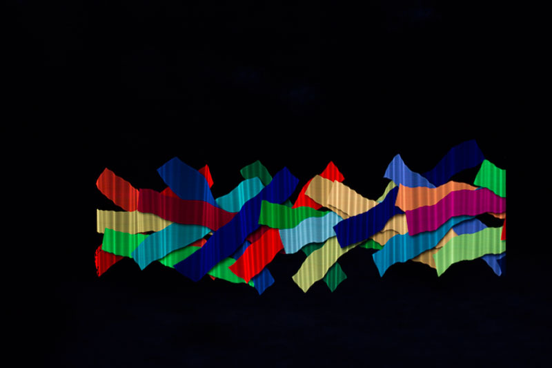 Lightpainting photography experimenting with the pixelstick