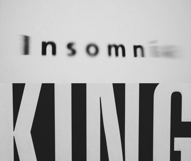 A Sleepless State of Mind: Stephen King's Insomnia