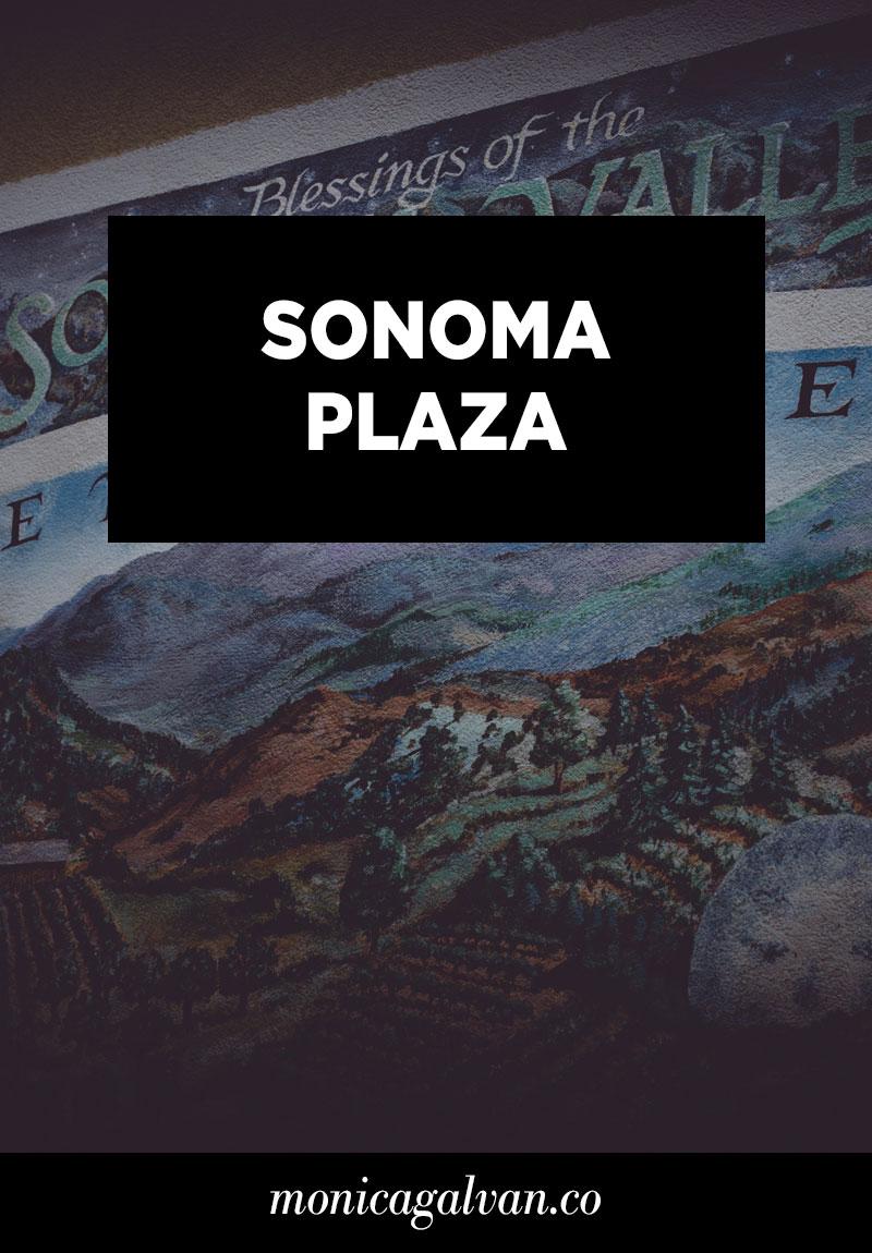 Sonoma Plaza Photography