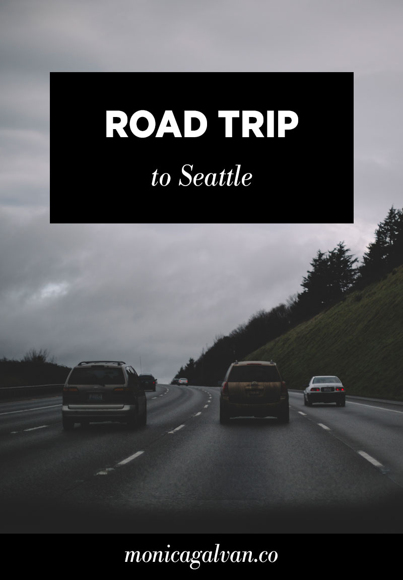 Road Trip to Seattle