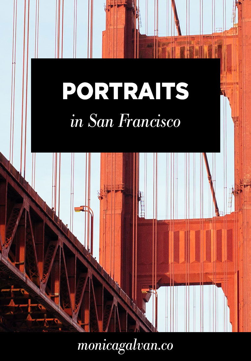 Portraits in San Francisco Photographed by Jaymie Shearer