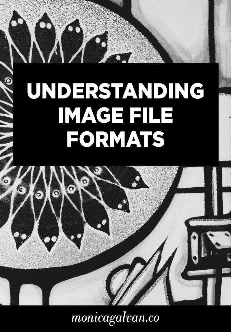 Understanding image file formats by Monica Galvan
