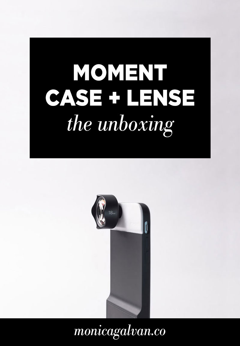 A film of the unboxing of the Moment case and lenses from Kickstarter. Click through to watch!